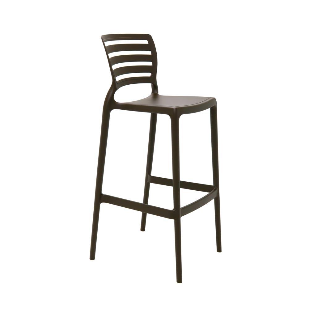 Cadeira Banqueta Sofia Encosto Horizontal Tramontina