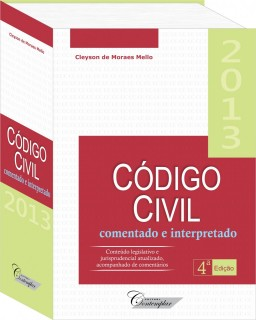 Código Civil Comentador e Interpretado 4 Edição
