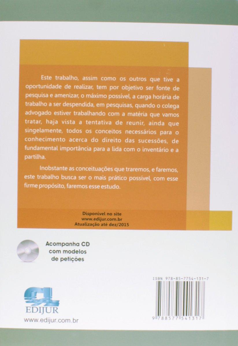 Direito das Sucessões do Inventário e da Partilha Anotado 4 Edição