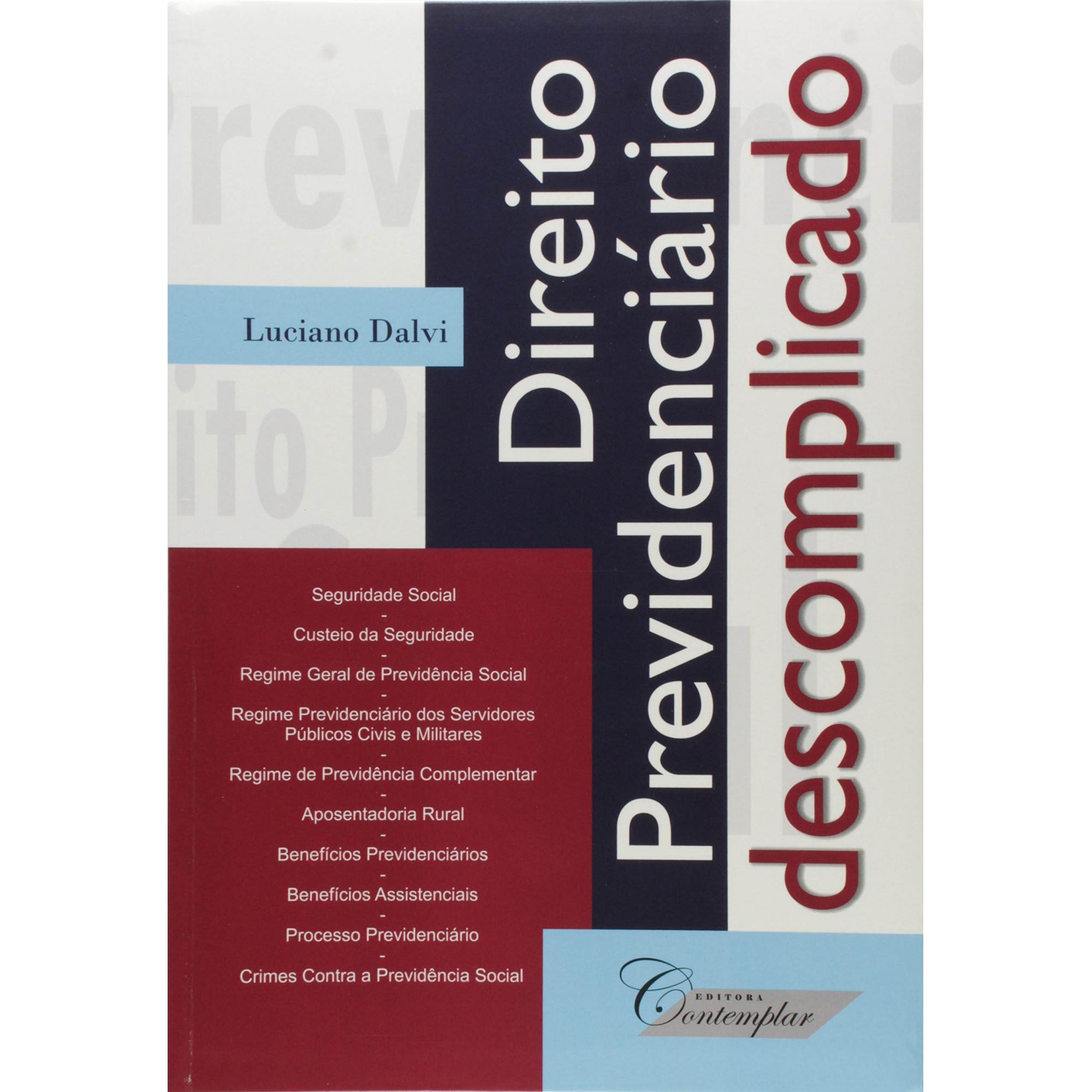 Livro Direito Previdenciário Descomplicado