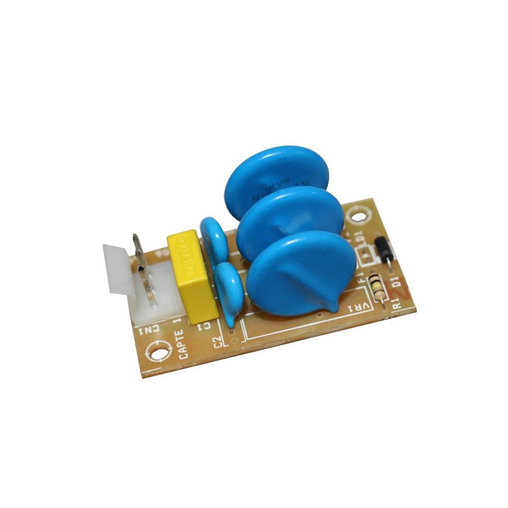 Filtro de Linha Régua Rack 8 Tomadas Multi proteção e Surtos Tripla Segurança - TS10A