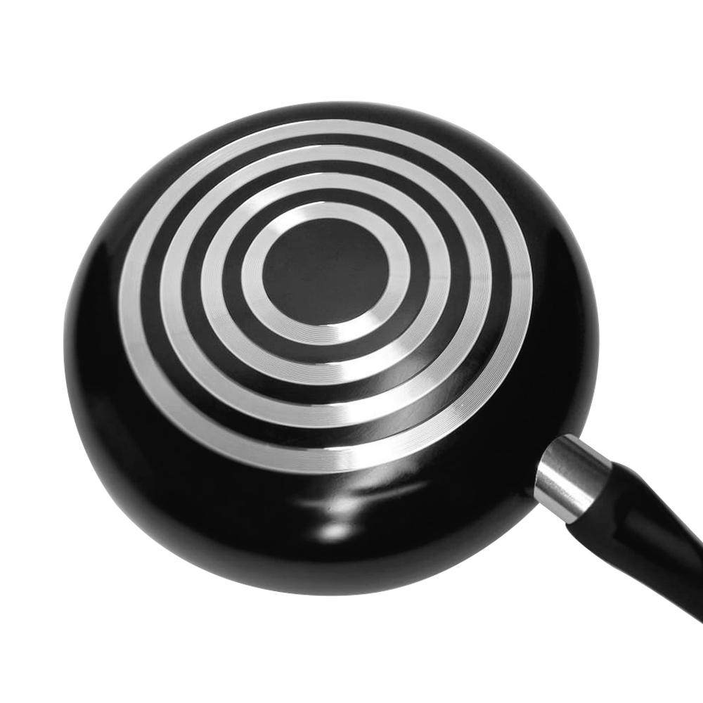 Frigideira de cerâmica antiaderente 28 centimetros Preto