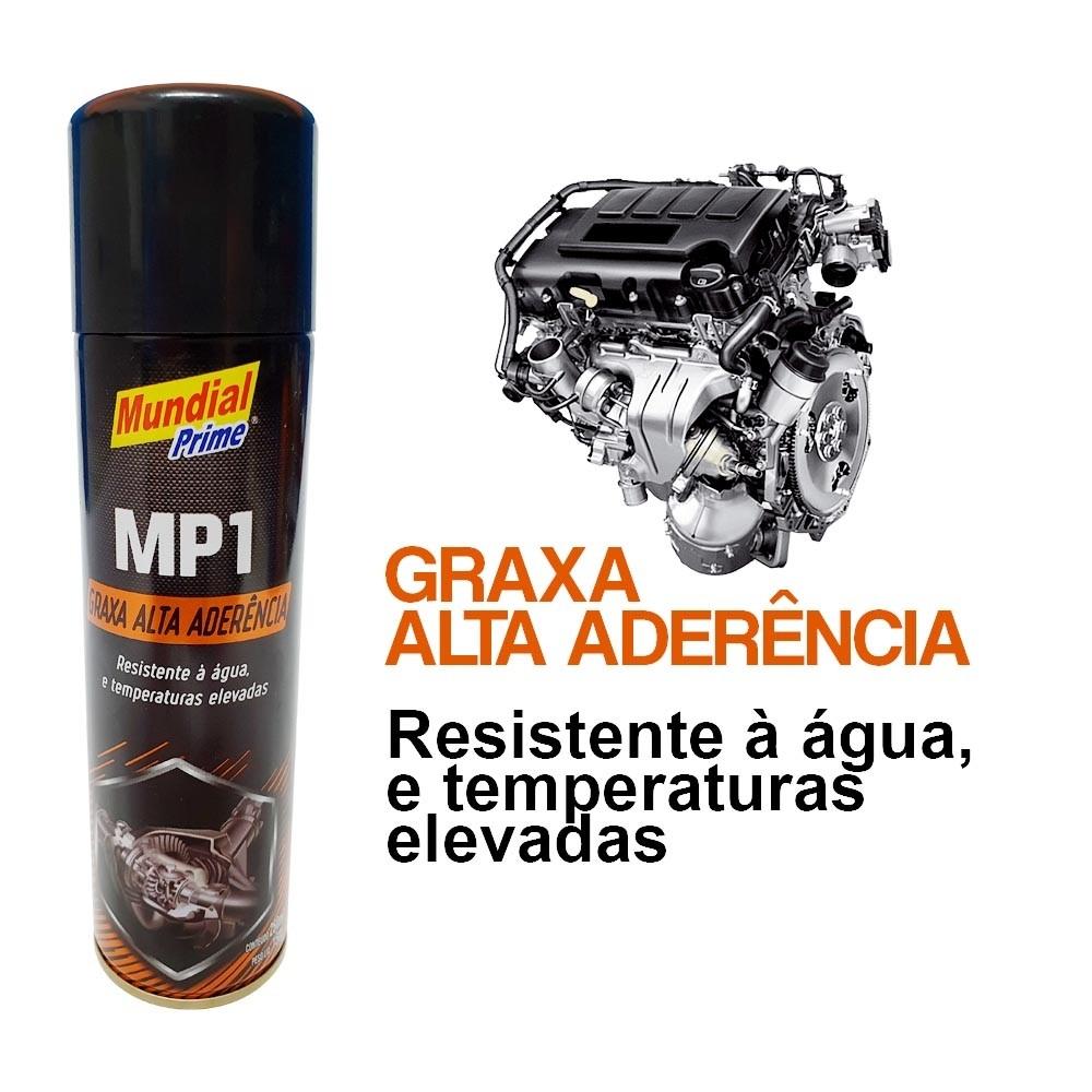 Graxa Alta Aderência Resistente água alta resistência