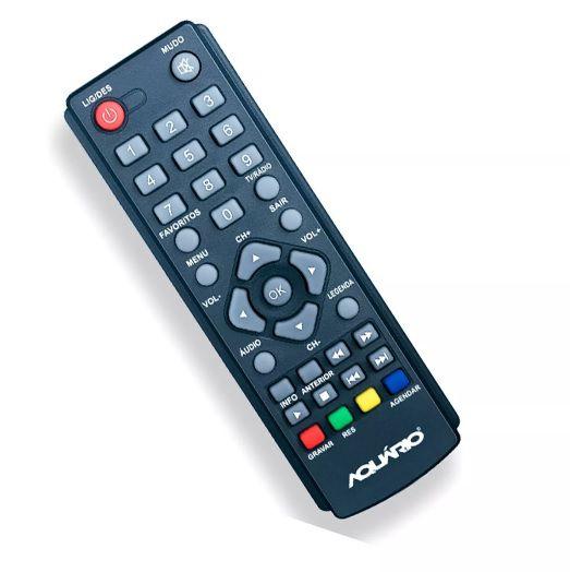 Kit Antena Digital 4K Log 16 Conversor DTV4000, 12mt Cabo Coaxial c/ Conector