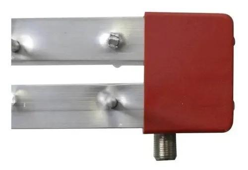 Kit Antena LOG 38 PDI, com mastro