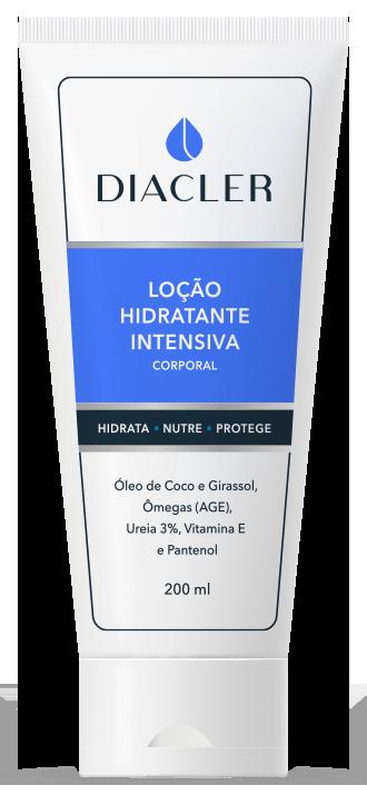 LOÇÃO HIDRATANTE INTENSIVA CORPORAL - 200 ML