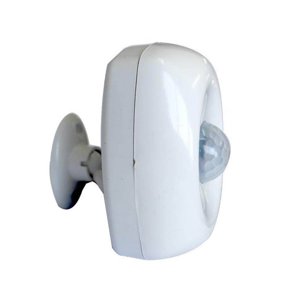 Sensor de Presença de Parede Articulado Bivolt - Capte 2 unidades