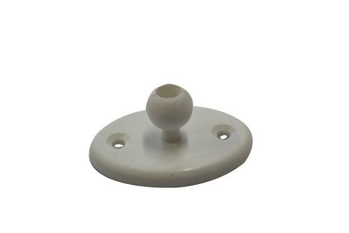 Sensor de Presença de Teto Articulado - Suporta Alta Voltagem