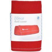 Capa Protetora Para Silhouette Portrait Vermelha