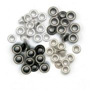 Eyelets Standard Cool Metal - 40 Ilhoses Cool Metal 41584-8