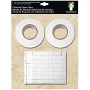 Fita Adesiva Dupla Face White - Colored Foam Tape
