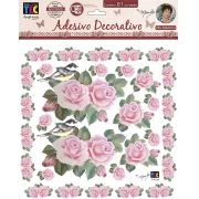 Adesivo Decorativo Rosas by Mamiko