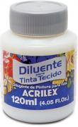 Diluente para Tinta de Tecido 120ml Acrilex