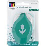 Furador Jumbo Alavanca (EVA) Tulipa