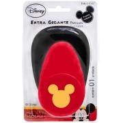 Furador Extra Gigante Premium Disney Cabeça Mickey Mouse