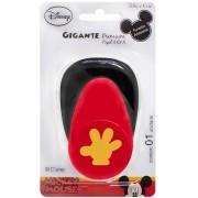 Furador Gigante Premium Disney Mão Mickey Mouse