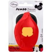 Furador Jumbo Premium Disney Shorts Mickey Mouse