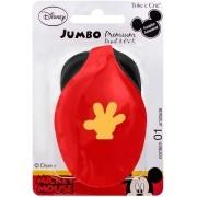 Furador Jumbo Premium Disney Mão Mickey Mouse
