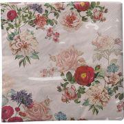 Guardanapo para Decoupage - Encanto de Flores