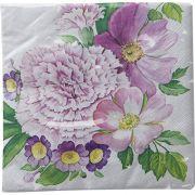 Guardanapo para Decoupage - Flor de Cravo