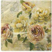 Guardanapo para Decoupage - Floral Romântico
