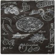 Guardanapo para Decoupage - Sabor de Pizza