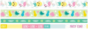 Kit Washi Tapes - Tropical  We R