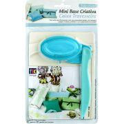 Mini Base Criativa Caixa Travesseiro