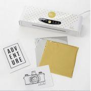 Máquina Heidi Swapp - Mini MINC Foil Applicator - Starter Kit