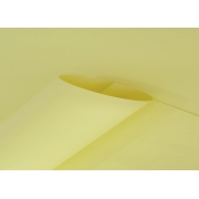 Papel Candy Plus 180g A4 Abacaxi - amarelo claro