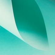 Papel Color Plus 180g 30,5 x 30,5 cm Aruba - Tiffany