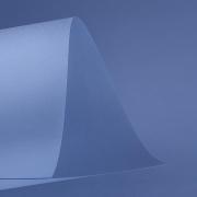 Papel Color Plus 180g 30,5 x 30,5 cm Azul Santorini - Azul Bebê