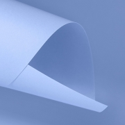Papel Color Plus 180g 30,5 x 30,5 cm Paris - Azul Claro