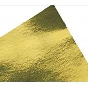 Papel Laminado Ouro180g A4