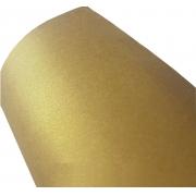 Papel Perolizado Color Golden 180g A4