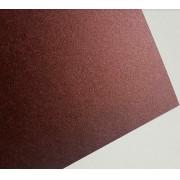 Papel Perolizado Color Marsala 180g A4