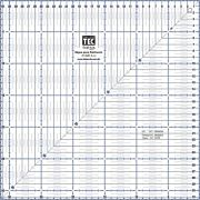 Régua para Patchwork Quadrada - 31,5 X 31,5cm