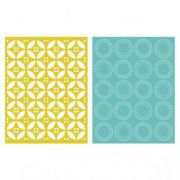 Placa de Textura - LC Embossing Folder Dainty