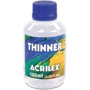 Thinner 100ml Acrilex