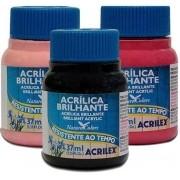 Tinta Acrílica Brilhante 37ml Acrilex