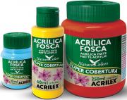 Tinta Acrílica Fosca 60ml Acrilex
