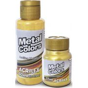 Tinta Acrílica Metal Colors 60ml Acrilex