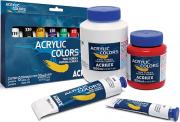 Tinta Acrylic Colors Acrilex 20ml - Cores Metálicas
