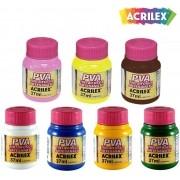 Tinta PVA Fosca Para Artesanato 37ml Acrilex