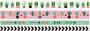 Kit Washi Tapes - Suculentas  We R