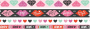 Kit Washi Tapes - Teen We R