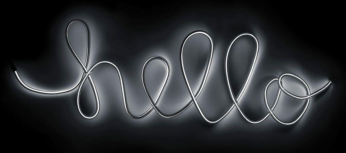 Arame Neon Branco para Ferramenta Big Happy  - Minas Midias