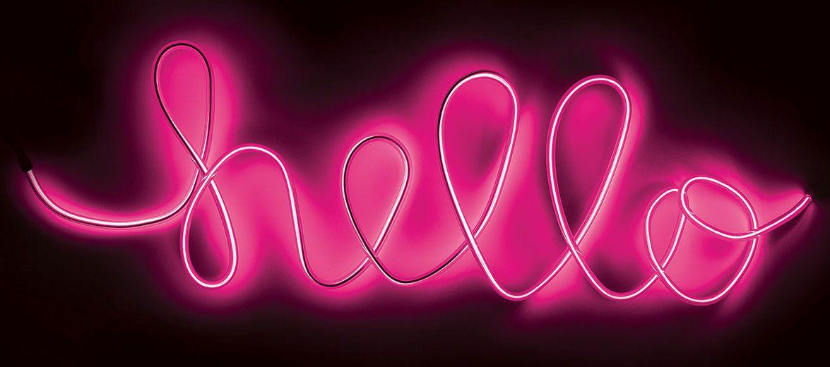 Arame Neon Pink para Ferramenta Big Happy  - Minas Midias