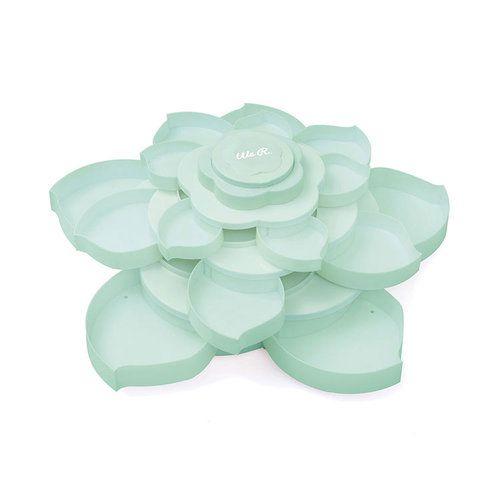 Armazenador de Materiais Bloom Azul We R   - Minas Midias