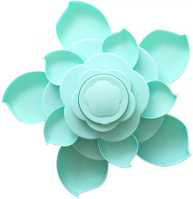Armazenador de Materiais Mini Bloom Azul We R   - Minas Midias